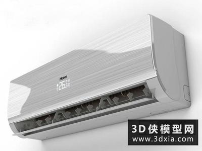空调国外3D模型【ID:129617790】