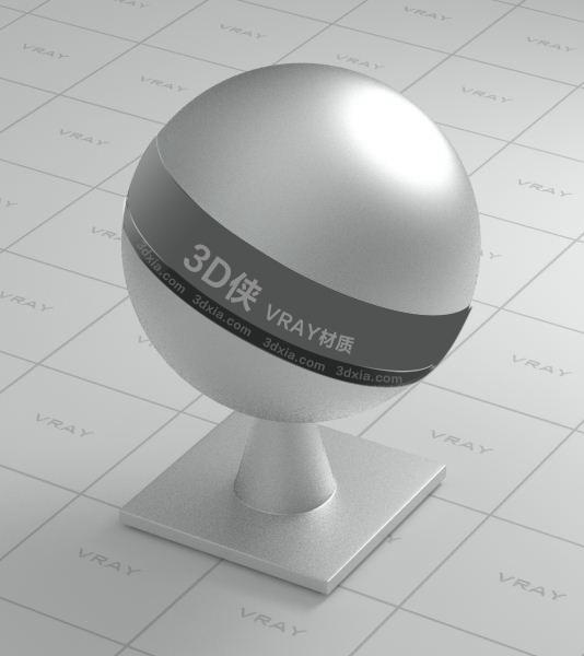 铝合金Vray材质【ID:736485635】