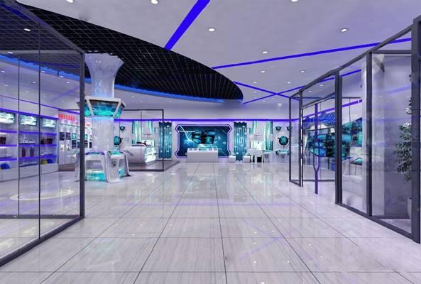 展厅3D模型【ID:920013816】