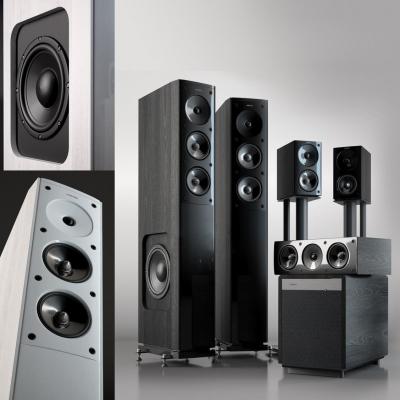 現代音響設備3D模型【ID:328439156】