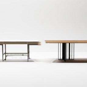 现代书桌组合3d模型【ID:943427073】