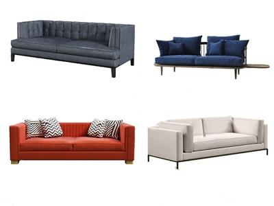 现代简约沙发r3D模型【ID:920803784】
