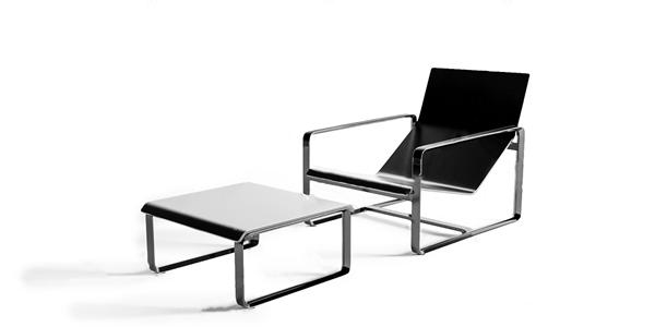現代躺椅3D模型【ID:734506362】