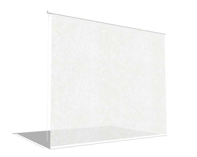 窗簾SU模型【ID:936717440】