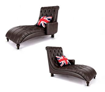 美式貴妃椅3D模型【ID:642043929】