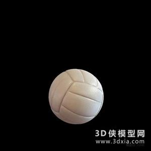 排球國外3D模型【ID:129844861】