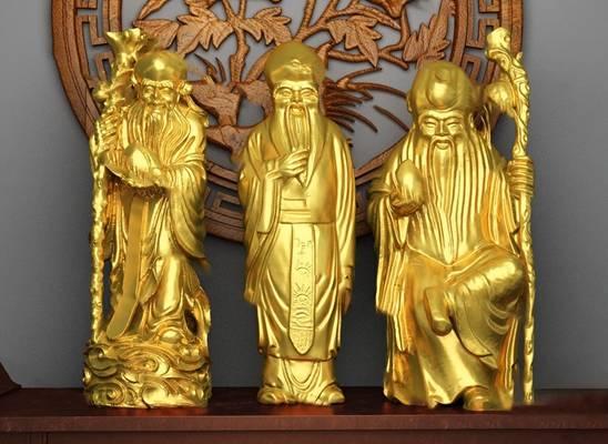 中式雕塑3D模型【ID:320615871】