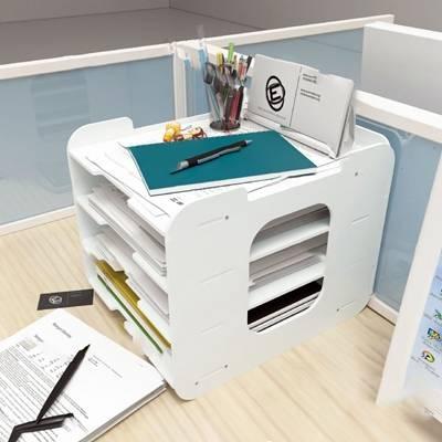 現代文件箱3D模型【ID:320611674】