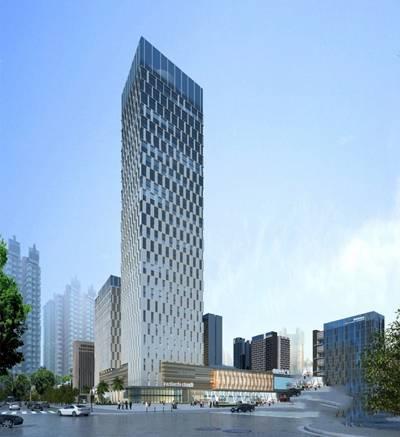现代建筑3D模型【ID:624895052】