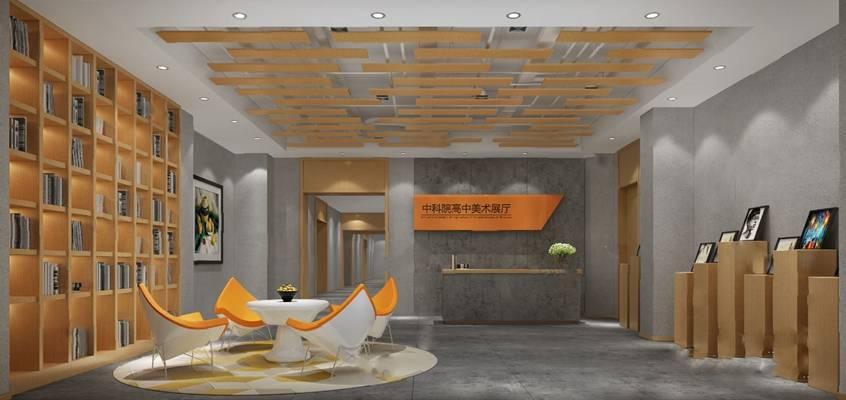 展厅3D模型【ID:920022705】