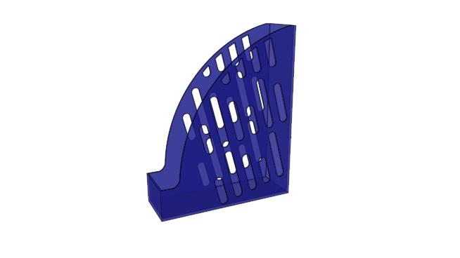 纸质托盘——一种包装材料SU模型【ID:940163870】