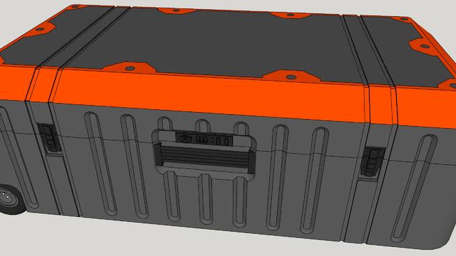 鹈鹕B30行李箱SU模型【ID:740166212】