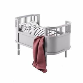 现代风婴儿床3D模型【ID:628294992】
