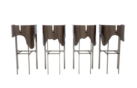 �F代吧椅3D模型【ID:941632296】