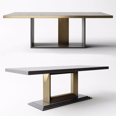 現代餐桌3D模型【ID:128413966】