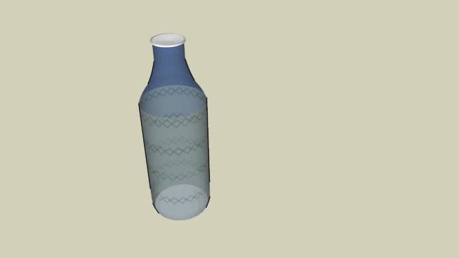 玻璃瓶SU模型【ID:740178517】