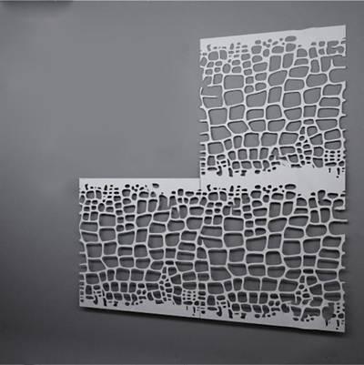 现代墙面3D模型下载【ID:119504276】