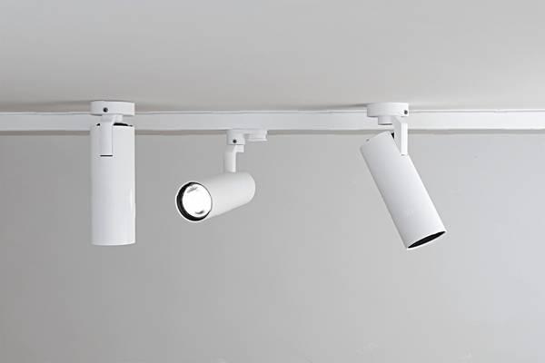 现代射灯3D模型