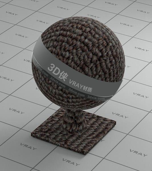 織物Vray材質【ID:736495438】
