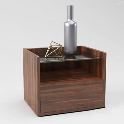 床头柜3D模型【ID:920019667】