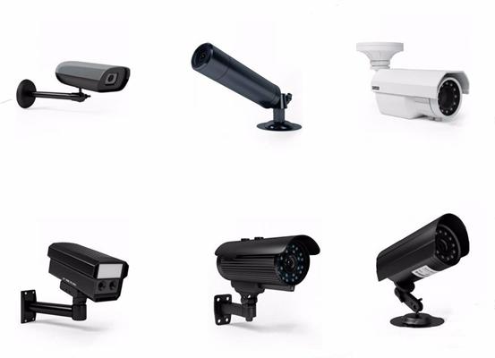 室內外監控攝像頭3D模型【ID:728181249】