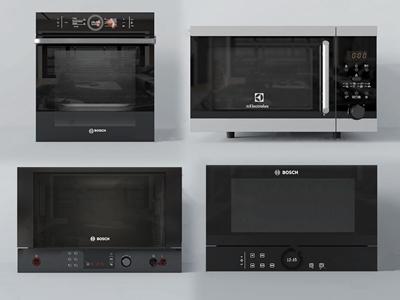 家用电器 现代家用电器 厨房用品 消毒柜 微波炉