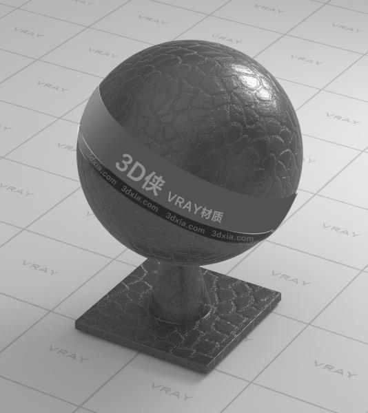 皮革Vray材質【ID:736498955】