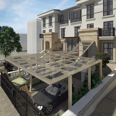 室外建筑3D模型【ID:528013473】