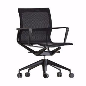 现代网布职员椅3D模型【ID:228425915】