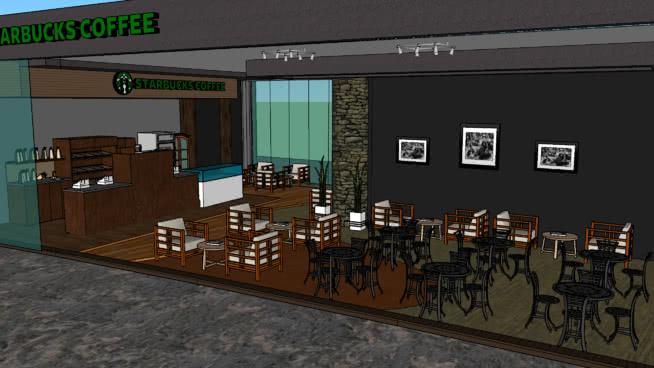 StarbucksSU模型【ID:538808442】