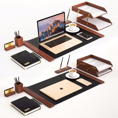 現代蘋果筆記本手機辦公用品組合3D模型【ID:928563634】