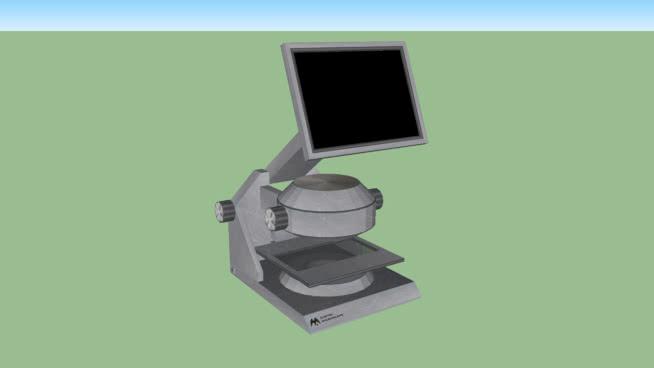 KRH數字顯微鏡SU模型【ID:740240985】