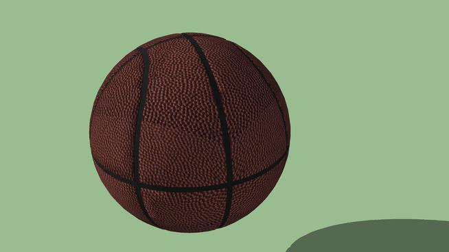 簡單籃球SU模型【ID:438820969】
