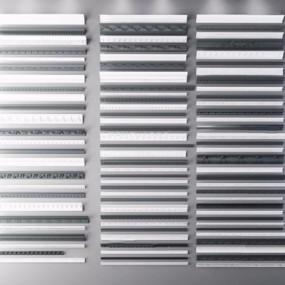 欧式石膏雕花角线组合3D模型【ID:828134662】