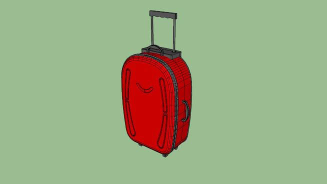 行李SU模型【ID:740249245】