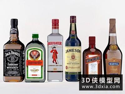 酒國外3D模型【ID:929617532】