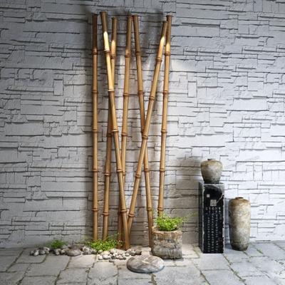 竹子陶瓷罐擺件3D模型【ID:928184116】