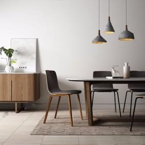 北歐餐桌椅3D模型【ID:327915440】