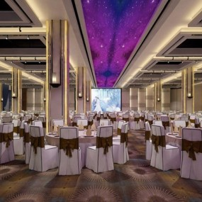 新古典宴会厅3D模型【ID:428145470】