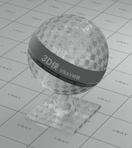 裝飾玻璃Vray材質【ID:736508507】