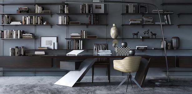 意大利 Cattelan Italia 北欧桌椅组合 北欧书桌椅 椅子 落地灯 铁艺书架 树 器具组合 意大利 Cattelan Italia