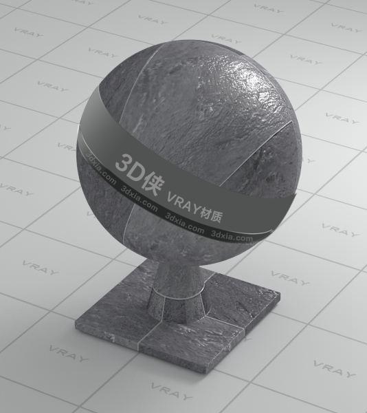 墻磚Vray材質【ID:736510723】