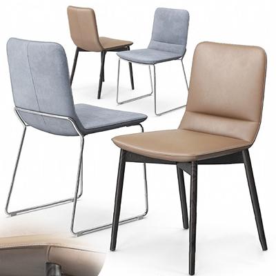 现代办公椅3D模型