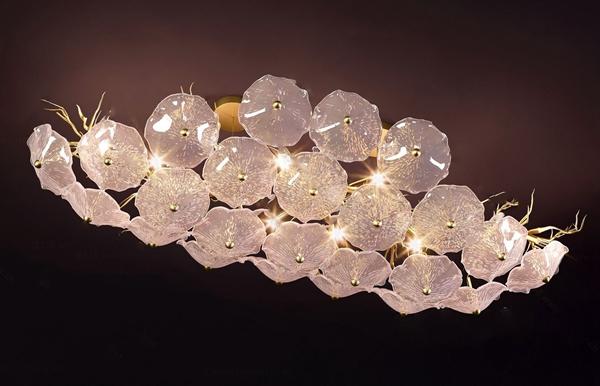 北歐吸頂燈3D模型【ID:846260084】