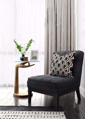 现代单人沙发3D模型【ID:920813625】
