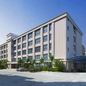 现代办公楼3D模型【ID:726226593】