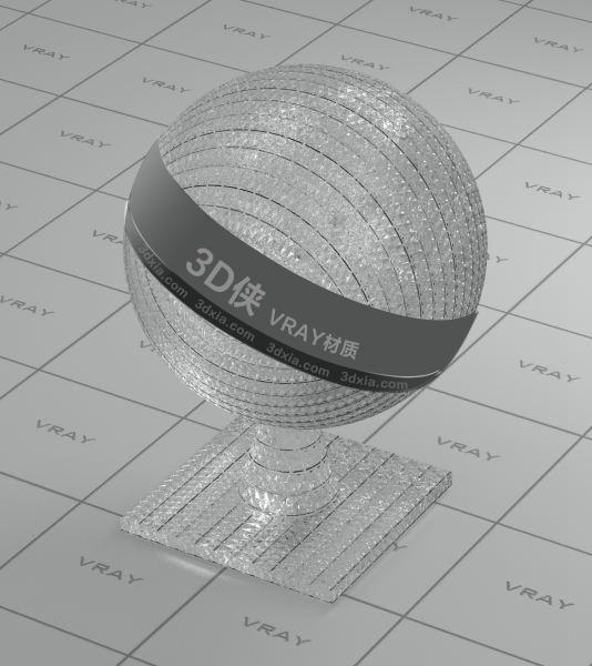 裝飾玻璃Vray材質【ID:736514538】