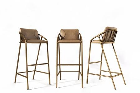 現代吧椅3D模型【ID:934898290】