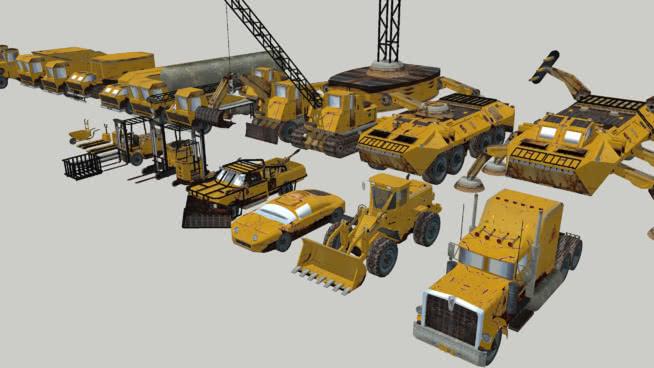 工业运输25XSU模型【ID:438999966】