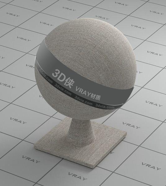 米色布料Vray材質【ID:736516403】